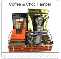 Coffee & Chocolate Gourmet Hamper