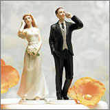 Mobile Phone Fanatic GROOM Mix & Match Cake Topper