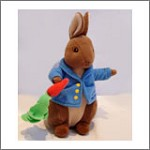 Classic Bean Bag Peter Rabbit