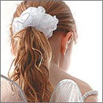 Bridal Scrunchie