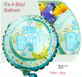 It's A Boy! Balloon
